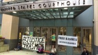 For Immediate Release – November 12, 2014 ACTIVISTS LOCKDOWN US FEDERAL COURT IN SUPPORT OF TORTURED CHICAGO COMMUNITY LEADER Oakland Rallies Against Conviction of Palestinian Organizer Press Contact: Lara Kiswani: 530.220.2842 (Oakland), Hatem […]